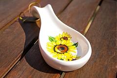 Podložka na varechu malá - slnečnica