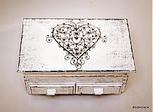 Krabičky - Srdce od teba - 2055466