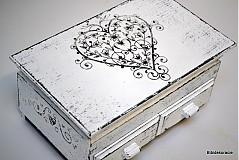 Krabičky - Srdce od teba - 2055467