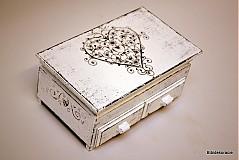 Krabičky - Srdce od teba - 2055468