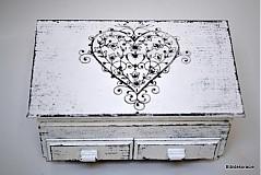 Krabičky - Srdce od teba - 2055469