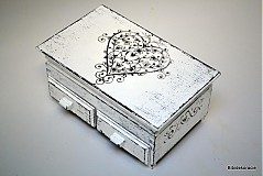 Krabičky - Srdce od teba - 2055471