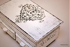 Krabičky - Srdce od teba - 2055473