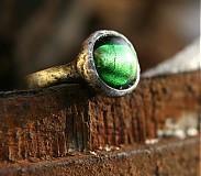 Prstene - čertovo oko - 2057499