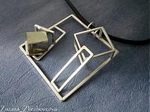 Náhrdelníky - Cubic Hemisphere II. - 2060528