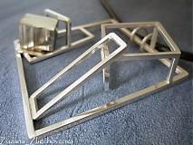 Náhrdelníky - Cubic Hemisphere II. - 2060533