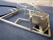 Náhrdelníky - Cubic Hemisphere II. - 2060535