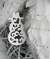 - Vyrezávané snehuliačiky - 2064467