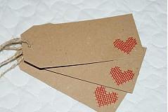 Papiernictvo - Visačky - 2069424