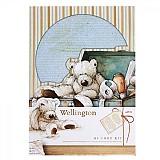 Papier - Sada na výrobu nielen pohľadnice A4 Wellington - 2076935