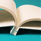 Papiernictvo - Elegantná kniha A5 - japonská väzba - 2077970