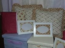 Úžitkový textil - Sada na želanie pre Moniku - 2084056
