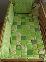 Textil - setík do postieľky - 2088470