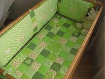 Textil - setík do postieľky - 2088471