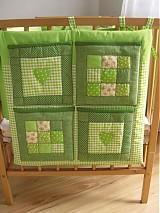 Textil - setík do postieľky - 2088472