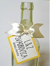 Papiernictvo - VISAČKY na svadobné fľaše - 2110261