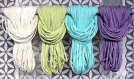 - pastelové špagetky - 4 farby - 2135893