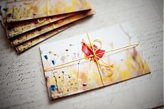 - Pohľadnice - sada maky - 2138067