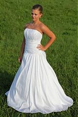- svadobné šaty SV-B - 2146324