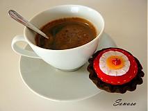 Hračky - koláčik ku kávičke - 2148545