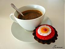 Hračky - koláčik ku kávičke - 2148546