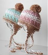 Detské čiapky - Nórska zima pre bábätká  - 2148781