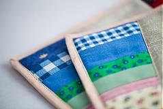 Úžitkový textil - podložka Patchwork - 2151850