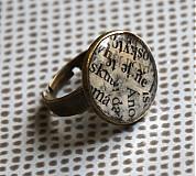 Prstene -