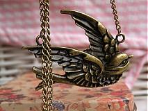 Náhrdelníky - Na krídlach - 2169334