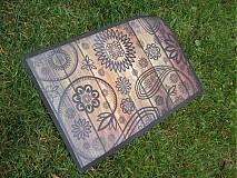 Úžitkový textil - Rohožka malá - 2178079