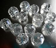 - Skl.rondelka 10x7mm-krystal-1ks - 2183670