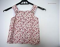 Detské oblečenie - dievčenské šaty - 2190362