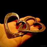 Náhrdelníky - Srdce z Lásky tak akorát do dlaně - 2193765