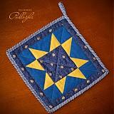 Úžitkový textil - podložka Patchwork - 2204180