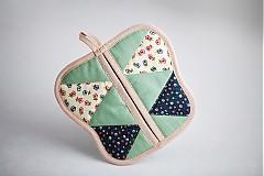 Úžitkový textil - chňapka Motýľ - 2207971