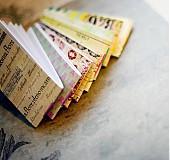 Papiernictvo - Zápisníkovo II. VÝPREDAJ! - 2211756