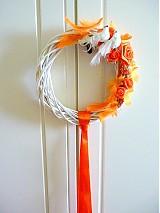 Svadba - svadobný, oranžový... - 2214962