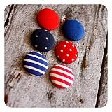 - VÝPREDAJ!!! Námornícke maličké gombíky 19 mm - 2222334