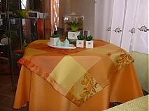 Úžitkový textil - Obrus - 2222965