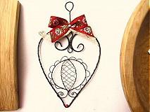- krojované ♥ s ornamentom. - 2224095