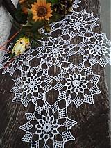 Úžitkový textil - dečka hviezdy... HNEĎ K ODBERU ! - 2224615