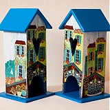 Krabičky - Domček na čaj - Domčeky - 2232810