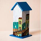 Krabičky - Domček na čaj - Domčeky - 2232811