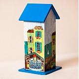 Krabičky - Domček na čaj - Domčeky - 2232813