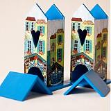 Krabičky - Domček na čaj - Domčeky - 2232815