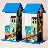 Krabičky - Domček na čaj - Domčeky - 2232818