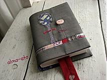 Papiernictvo - obal na knihu - kolekce