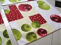 Úžitkový textil - Prostírání - Voní po jablíčkách - 2256592