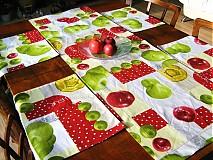 Úžitkový textil - Prostírání - Voní po jablíčkách - 2256595