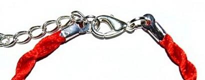 Náramky - ochranný kabbalah náramok matrioška - 2257032